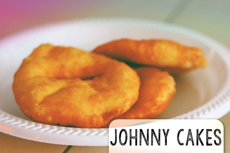 Sweet Johnny Cake Recipe